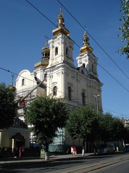 Свято-Преораженский Кафедральный Собор