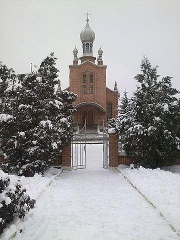 Церкви Первомайска