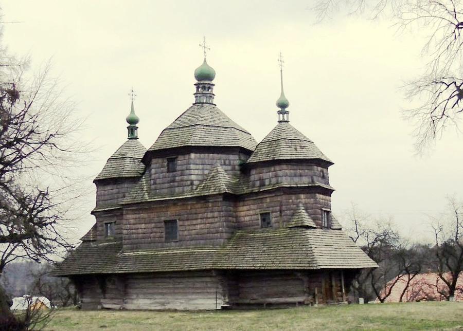 Церква Св. Михаїла (дер.) 1754 р.