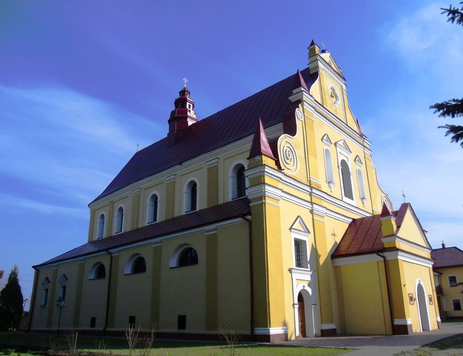 Assumption of the Blessed Virgin Mary RC Church. Rudky