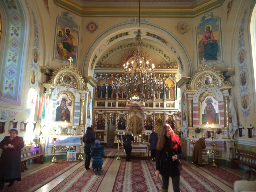 Церква Воскресіння Господа нашого Ісуса Христа та капличка при ній