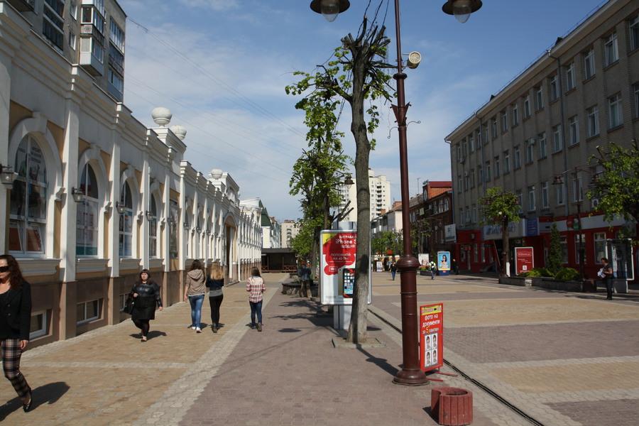 Вулиця Проскурівська